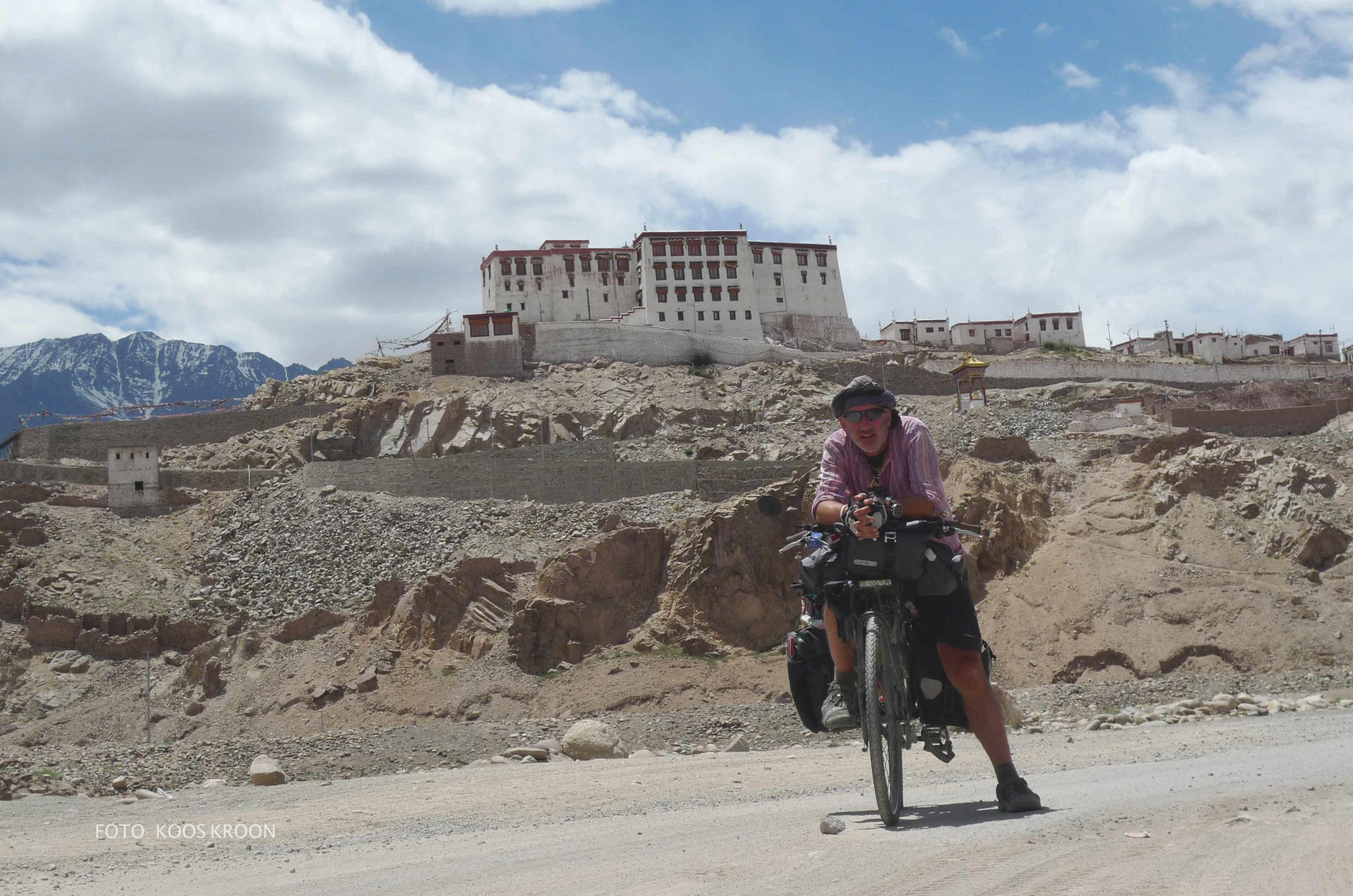 Reto Himalaya en Bicicleta con el Biciclown