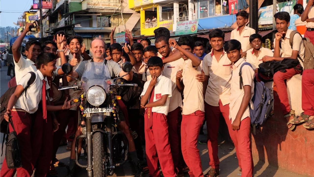 Dani Guarinos - Aventura en India