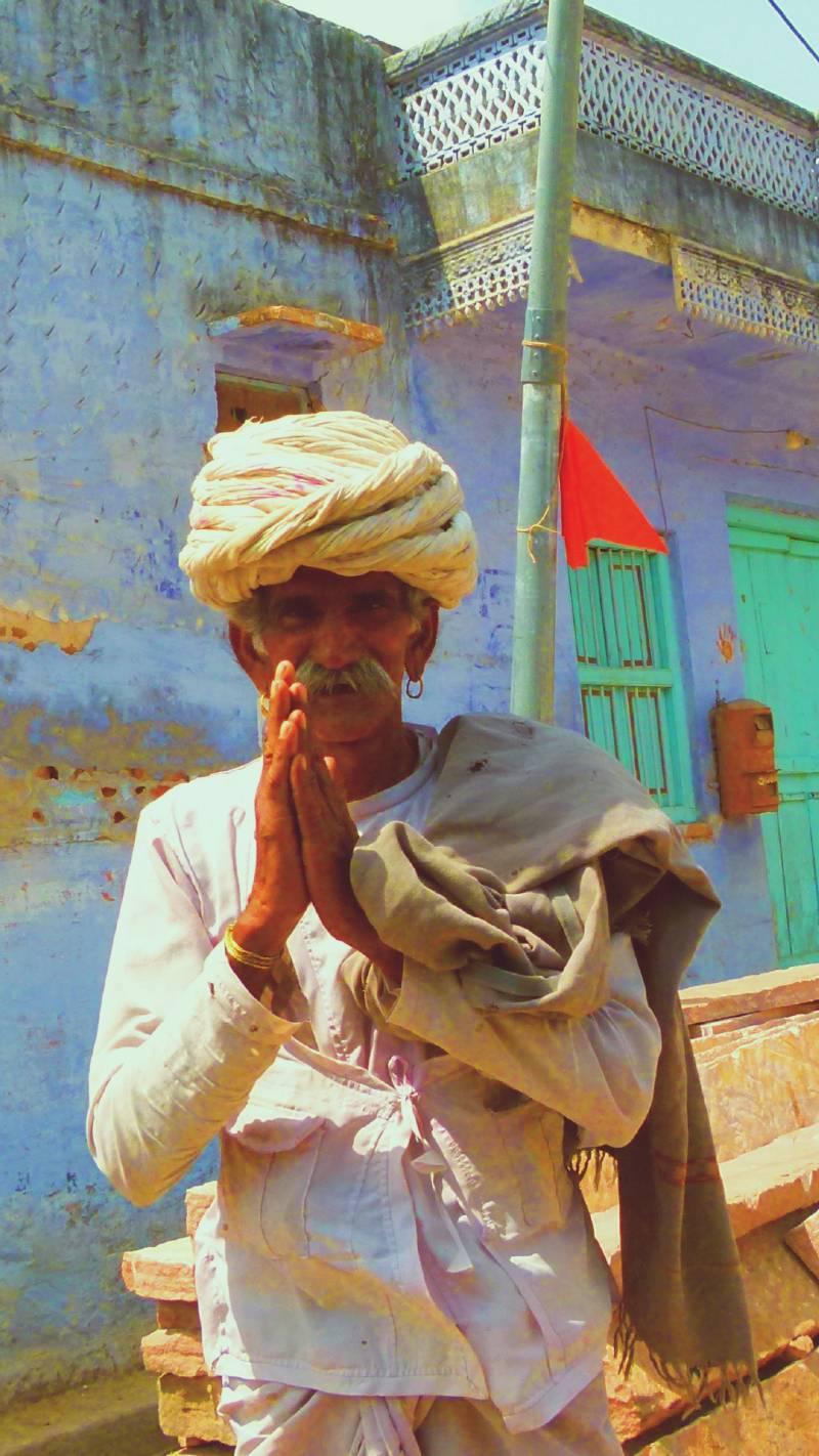 Viajar a India - Avenuta en India - Rajastán